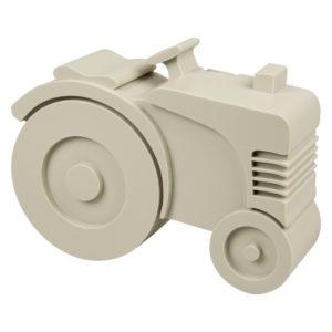 Lunchbox Tractor Grijs