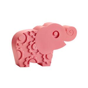 Blafre lunchbox olifant roze
