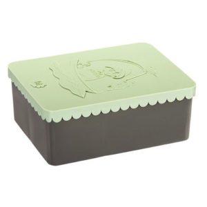 Lunchbox Vissen Mint Lunch Kinderen School Blafre BL7570