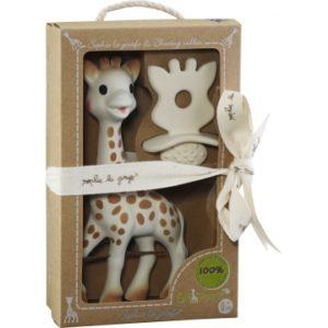 Set Sophie de Giraf + So Pure bijtspeeltje