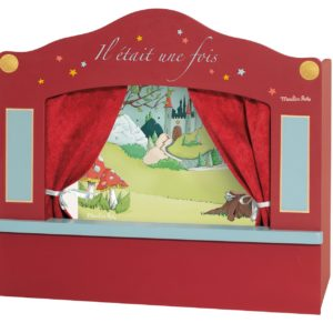 Rood Theater Moulin Roty