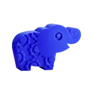 Blafre Lunchbox Olifant Blauw