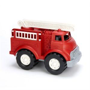 wijs west wijswest online shoppen winkel amsterdam speelgoed Green Toys GTFTK01R Voertuigen 0 Brandweerwagen