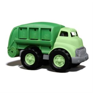 Vuilniswagen Green Toys auto baby speelgoed