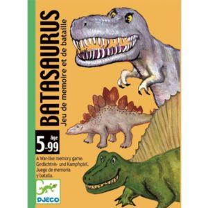 Kaartspel Batasaurus DJ05136 Djeco Kinderspel