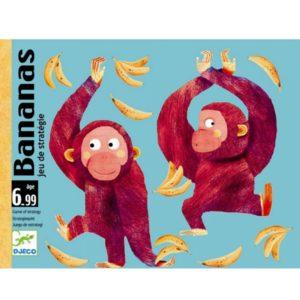 DJ05199 Kaartspel Bananas Djeco kinderspel