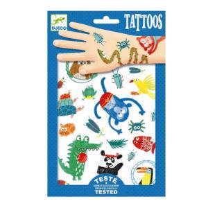 Djeco Tattoo Snoeten