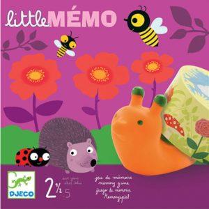 Djeco Memorie Voor de Kleintjes