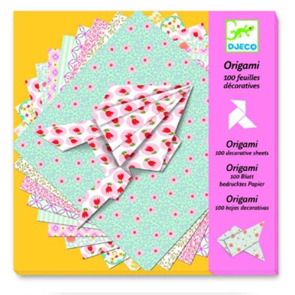 Djeco Origami Roze