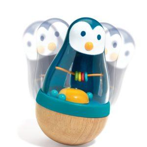 Djeco Tuimelaar Pinguin