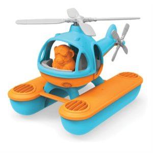 Zeehelikopter blauw
