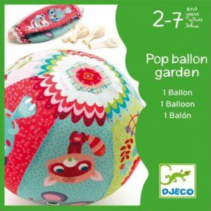 djeco wijs west wijswest online shoppen winkel amsterdam speelgoed Djeco DJ02051 Buitenspelen 3070900020511 Buitenbal Garden