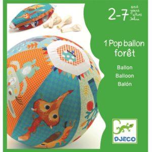 djeco wijs west wijswest online shoppen winkel amsterdam speelgoed Djeco DJ02053 Buitenspelen 3070900020535 Buitenbal Forest