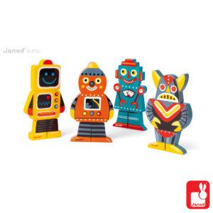 Janod magneten robots