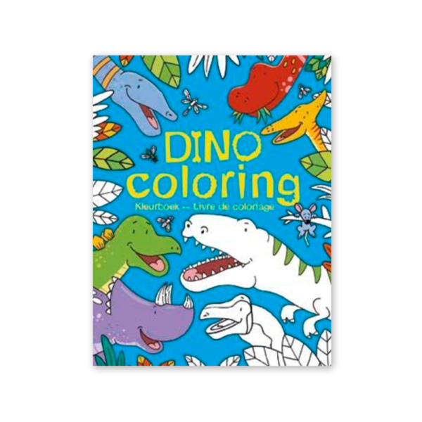 Dino Coloring