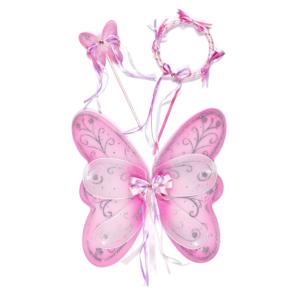 Elfenset alfi roze