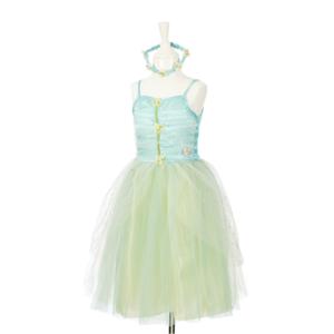 Josiane jurk met vleugels