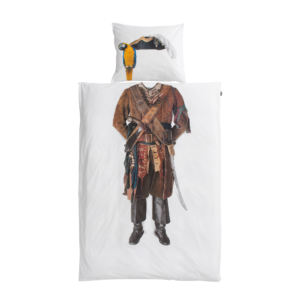 Piraten Dekbedovertrek Snurk