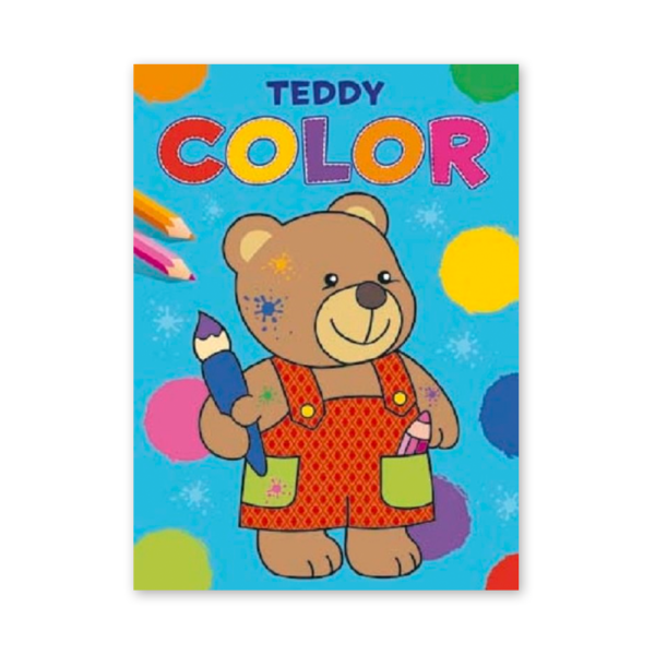 Teddy color