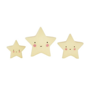 mini sterren geel