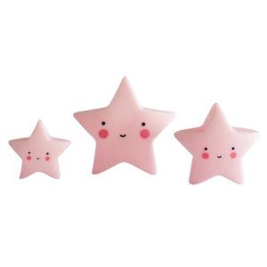 mini sterren roze