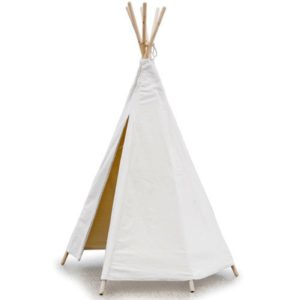 Tipi Naturel wigwag indianen tent design interieur kinderkamer speeltent