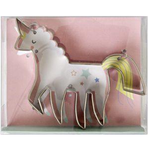Eenhoorn Koekjes Uitsteker Meri Meri Koekjes bakken Heel holland bakt Unicorn