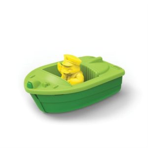 Speed Boot groen Green Toys waterspeelgoed baby speelgoed