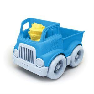 Mini Pick-Up Truck Green Toys auto baby speelgoed