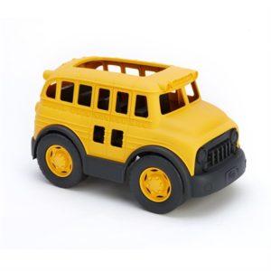 Schoolbus Green Toys auto baby speelgoed