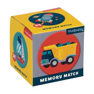 Mini Memory Voertuigen Mudpuppy 354752