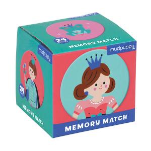 Mini Memory Prinsses Mudpuppy 354763