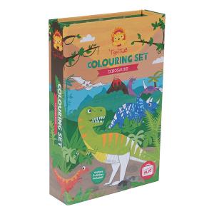 Kleurset Dinosaurus 3714013