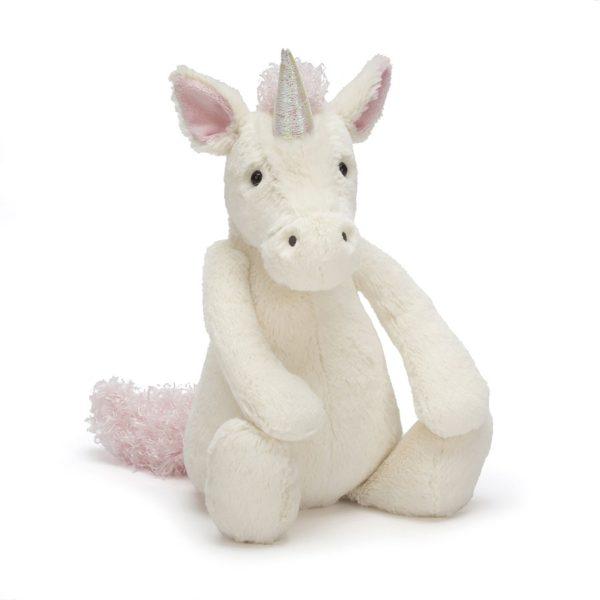 BASS6UN BAS3UUS Kraamcadeau Unicorn Eenhoorn JellyCat