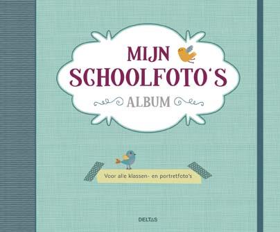 Mijn Schoolfoto's Album Mint Deltas Kraamcadeau