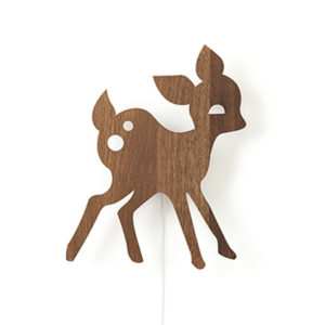 Wandlamp My Deer - Smoked Oak 3172 Ferm Living