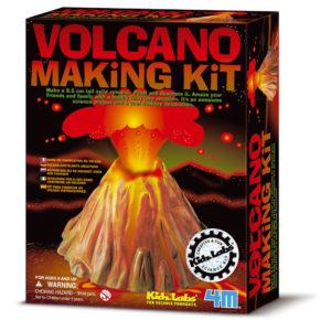 5603230 Wijs West Giet en bouw je eigen vulkaan