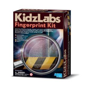 SpyScienceVingerafdrukken KidzLabs 5603248