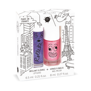 Nagellak & Lipgloss Lovely City Nailmatic
