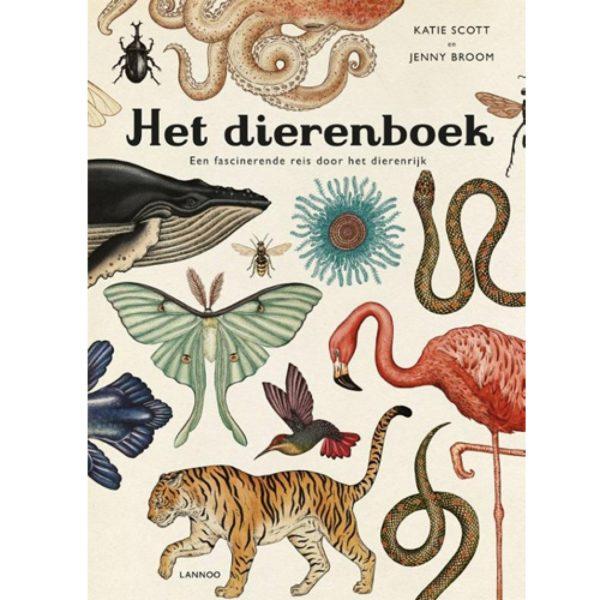 Het Dierenboek Lannoo
