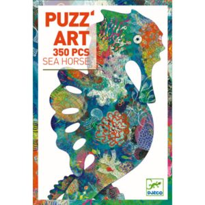 DJ07653 Djeco Puzzel Puzzel Zeepaardje 350 pcs