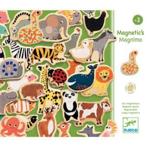 Magneten Magnimo Djeco Wijs West DJ03124