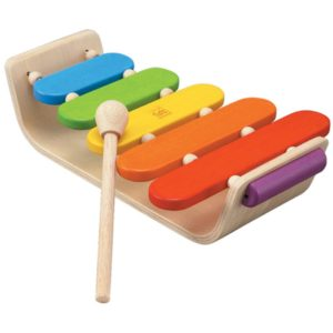 Ovale Xylophone 6405 PLan Toys