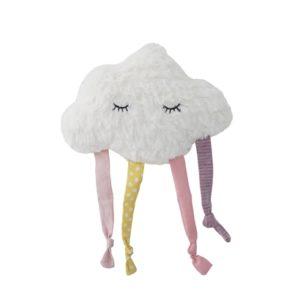 Pluche Wolk Roze Plush Cloud, Rose, Polyester 75118326