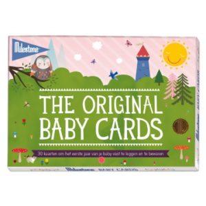 Milestone™ Baby Photo Cards - Original