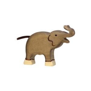 Olifant klein Holztiger 8680150
