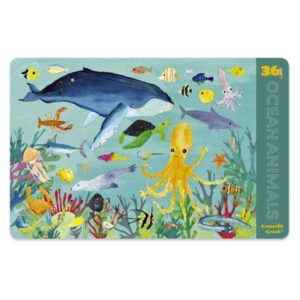 382843-5 Placemat Oceaandieren Crcodile Creek