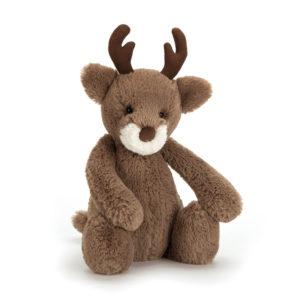 BAS3R Bashful Reindeer Medium Jellycat