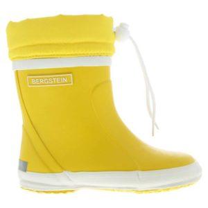 Bergstein Winterlaars Gevoerd Yellow