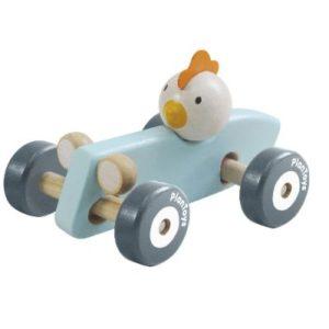 Chicken Racing Car 5717 Plan Toys